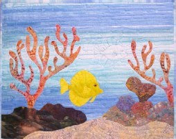 Under The Sea With Me-Yellow Tang