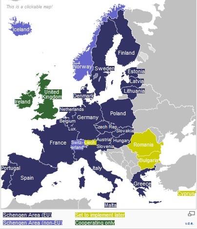 Мечтите на Борисов и Цветанов за Шенген стават лъжи заради пробитата граница с Турция.