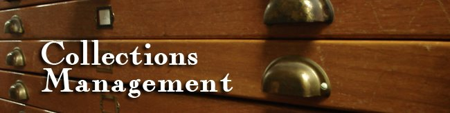 Collections Management