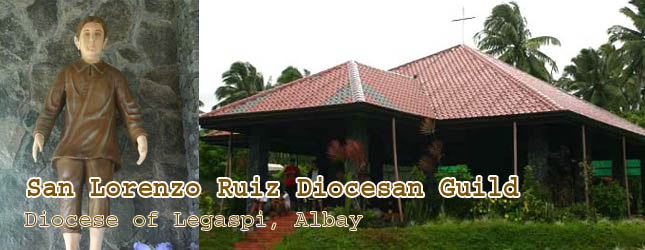 THE SHRINE OF SAN LORENZO RUIZ, TABACO , ALBAY