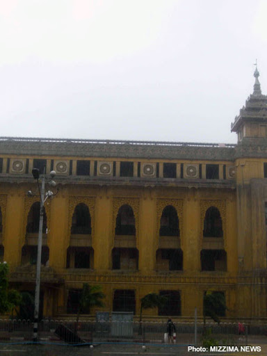 Yangon, City Hall