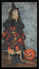 Ezmerelda the Witch and her Pumpkin
