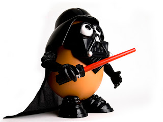 The part of my Darth Tater is played by the Darth Tater of Jake Faulkner