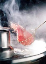 Sizzling: Xin Cuisine Steamboat offers good soup.