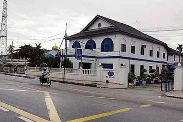 Tanjung Malim police station