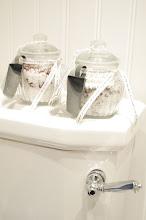 Toan i badrummet