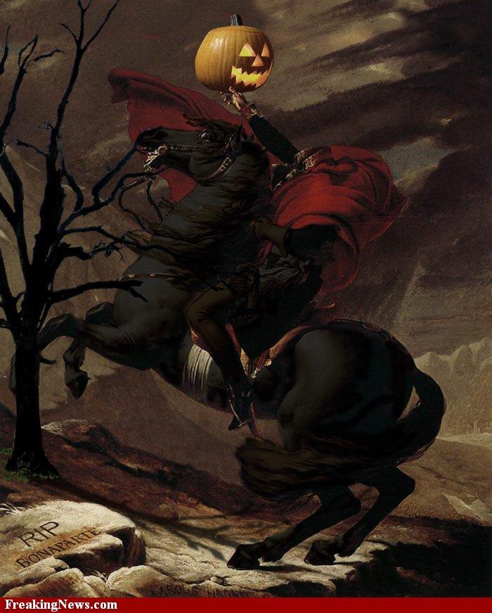 Sleepy Hollow Headless Horseman: Most Haunted Place Near You
