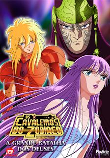 Os Cavaleiros Do Zodíaco – A grande batalha