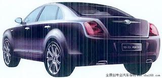 китайские автомобили bentley