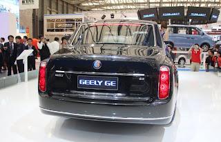 китайский клон Rolls-Royce
