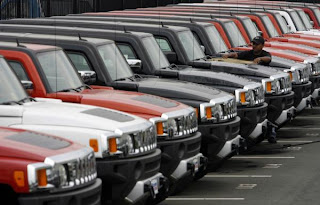 Hummer продался китайской Tengzhong