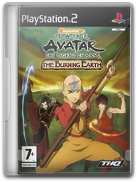 Game+ +Avatar+The+Last+Airbender+ +The+Burning+Earth+ +PS2 Download Avatar: The Last Airbender   The Burning Earth   PS2
