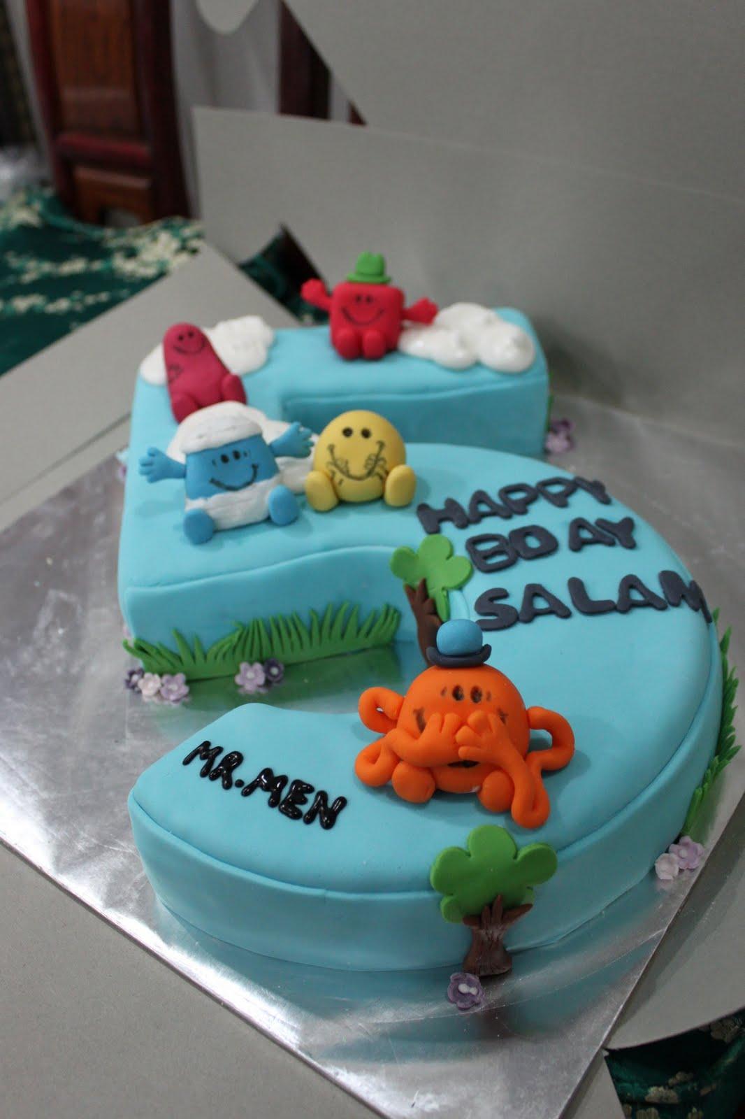 Citscakes Mr Men Themed Cake