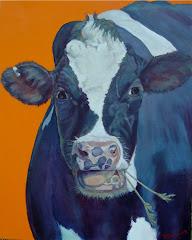 """Nova Scotia Cow No. 1 - """"Maggie"""" (2008)"""
