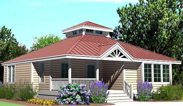 Southern Cottages House Plans New Renderings Check Them