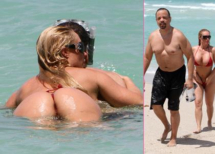 ice t and cocoa. In related news, Ice-T has