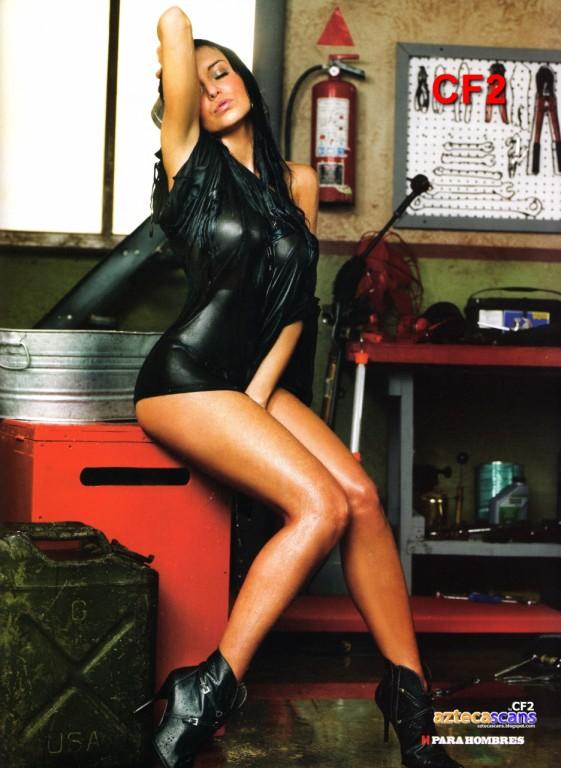 LAS VIEJAS DEL LEON: Angelique Boyer desnuda en H. | X.Marcianos.com ...