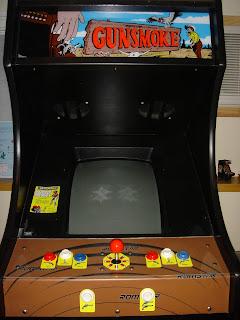 Guscade Capcom S Gun Smoke 1985