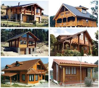 Manual de Construccion en Madera, Casas en Madera