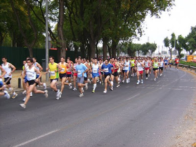 Resultados de la carrera popular Triana – Los Remedios 2011