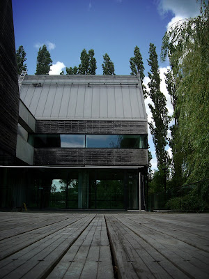River and Rowing Museum