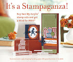 November Stampaganza - Earn Free Stamps