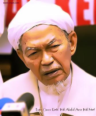 Tuan Guru Dato Nik Aziz Nik Mat