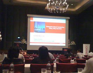 Kaleem Chaudhry, Senior Director, Enterprise Teachnology, ASEAN, Oracle Corporation