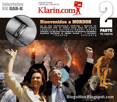 Los Kirchner | Bienvenidos a Mordor