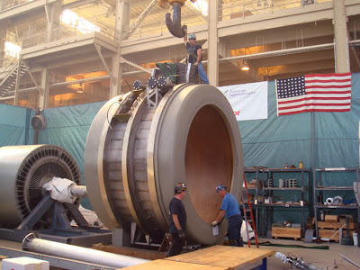 navy tests world 39 s most powerful superconductor ship motor