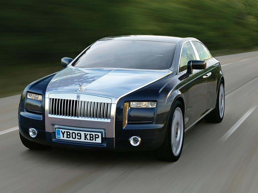 Auto cars rolls royce considering an electric car for Rolls royce auto