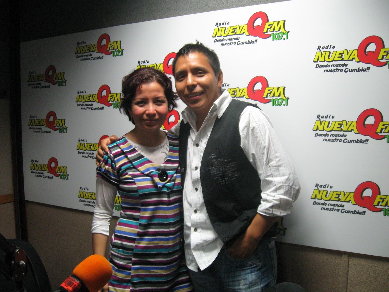 Ritmo Entrevisto A La Locutora Chris Alegria Nacida En La Ciudad De La