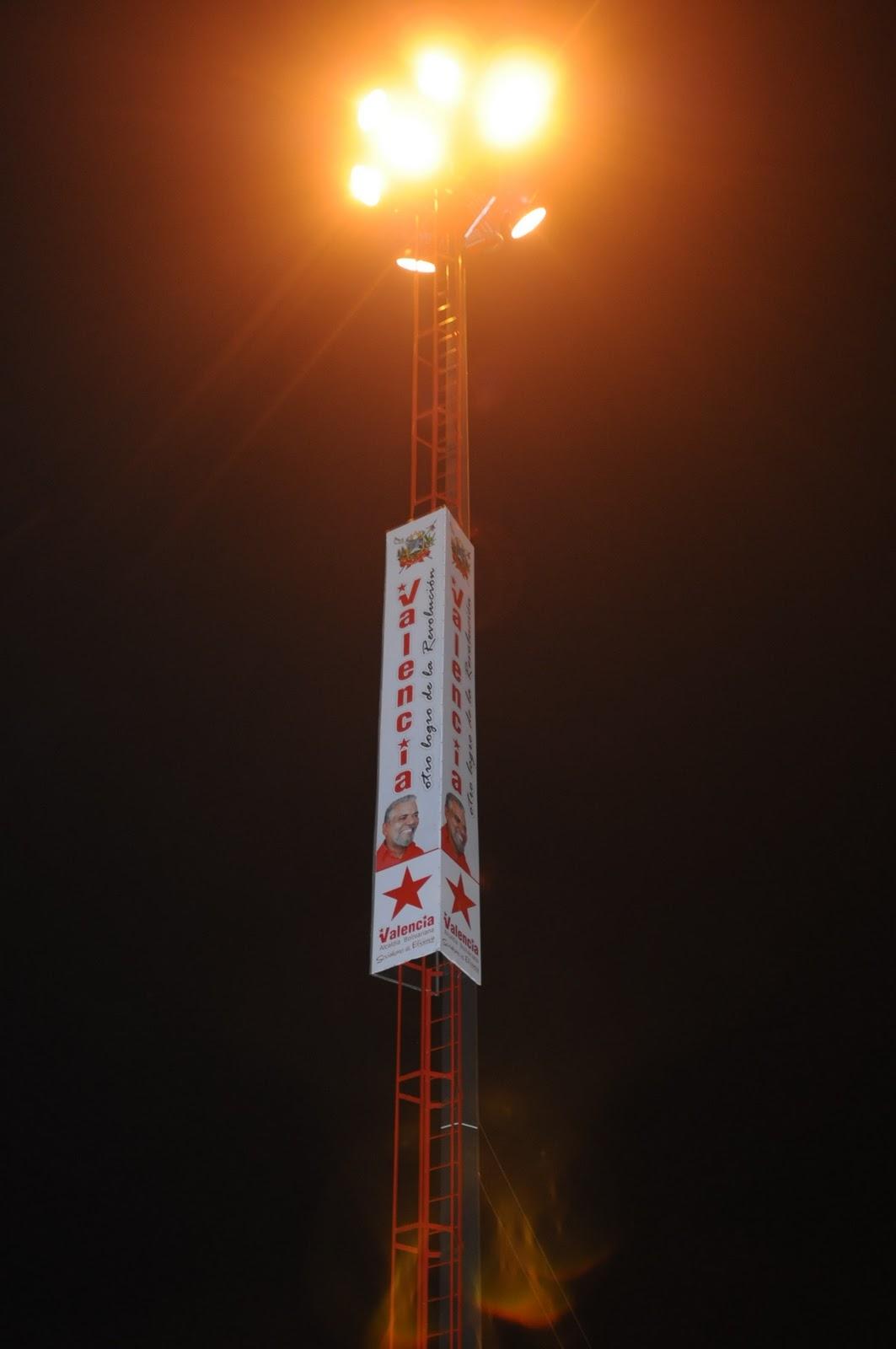 La comunidad al dia com prensa el alcalde edgardo - Iluminacion en valencia ...