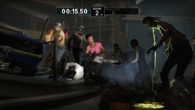 Left 4 Dead 2 Scavenge Mode