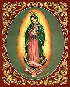 Viva Santa Maria de Guadalupe!