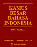 Kamus Besar Bahasa Indonesia Online