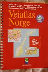 Veiatlas Norge (Statens Kartverk)