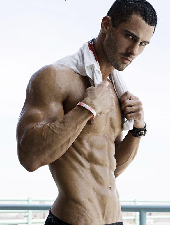 derek richardson model nude