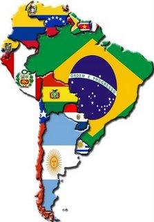 COLOMBIA, DOS MARES EN SURAMERICA