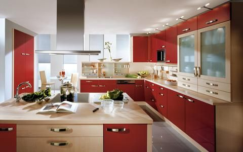 Cocinas integrales cocinas integrales modernas modelos for Modelos de mesones de cocina fotos