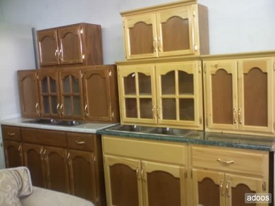 Cocinas integrales cocinas integrales modernas modelos for Modelos de puertas de madera para cocina integral