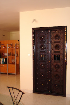 Cherishing spaces my motivation to become a designer - Pooja room door designs in kerala ...