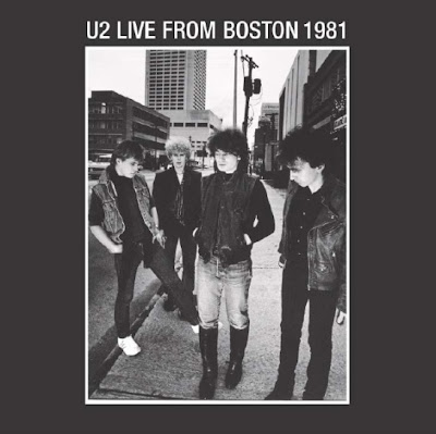 U2 - Live From Boston 1981