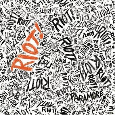 riot paramore logo. images riot paramore album