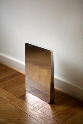 daniel rybakken aluminium mirror