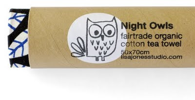 fairtrade packaged tea towel
