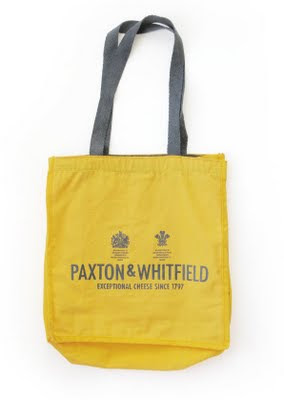 paxton and whitfield tote bag