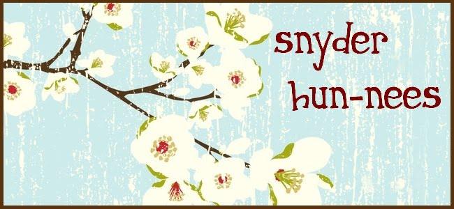 Snyder Hun-nees