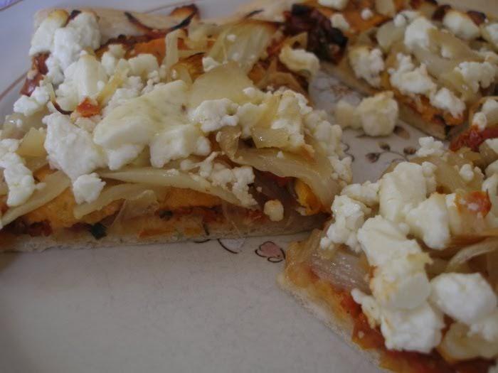 Thy Hand Hath Provided: Sweet Potato, Caramelized Onion ...