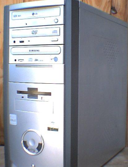 la computadoras y sus partes internas: Cpu